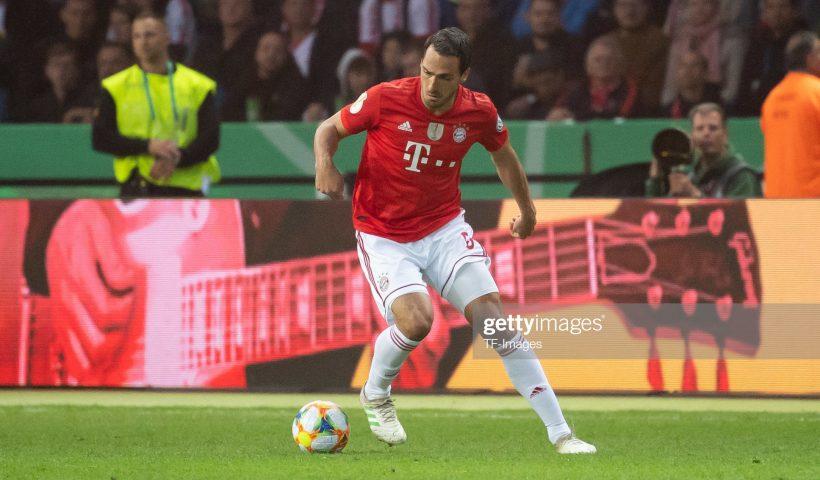 Mats Hummels of FC Bayern Muenchen