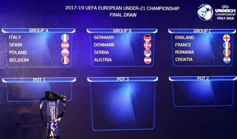 euro u21 - groups