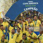 Brazil Edged Past Peru to Win Their 9th Copa America Title