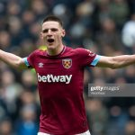 Manchester United back in the transfer race for Declan Rice