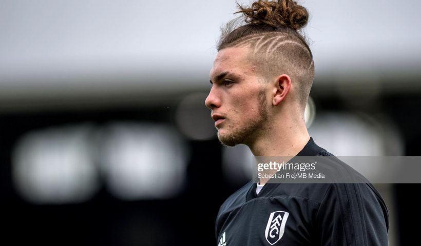 Harvey Elliott of Fulham FC