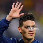 James Rodriguez and His Future at Real Madrid