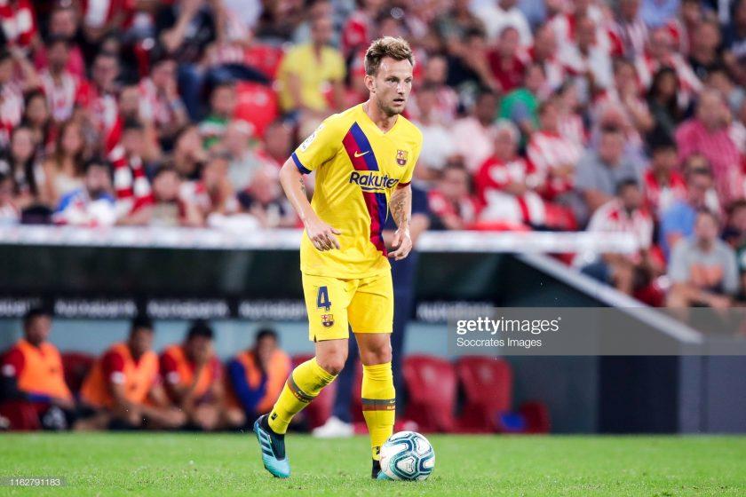 Ivan Rakitic of FC Barcelona