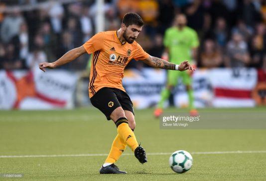 Rúben Neves of Wolverhampton Wanderers