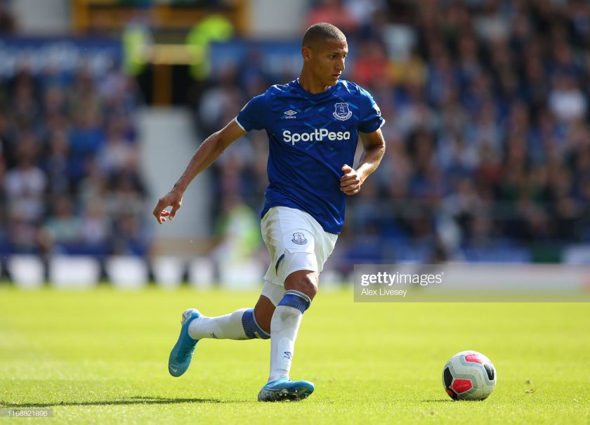 Richarlison of Everton FC