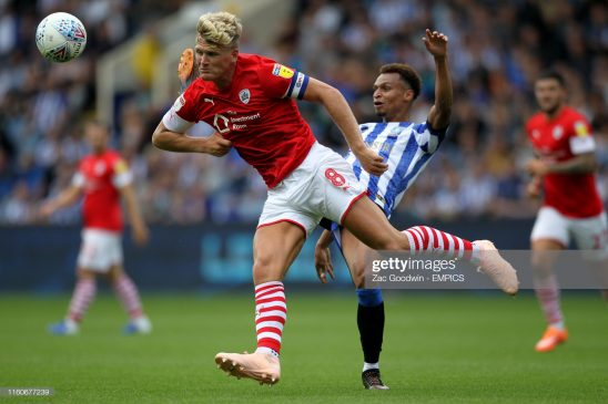 Sheffield Wednesday's Jacob Murphy