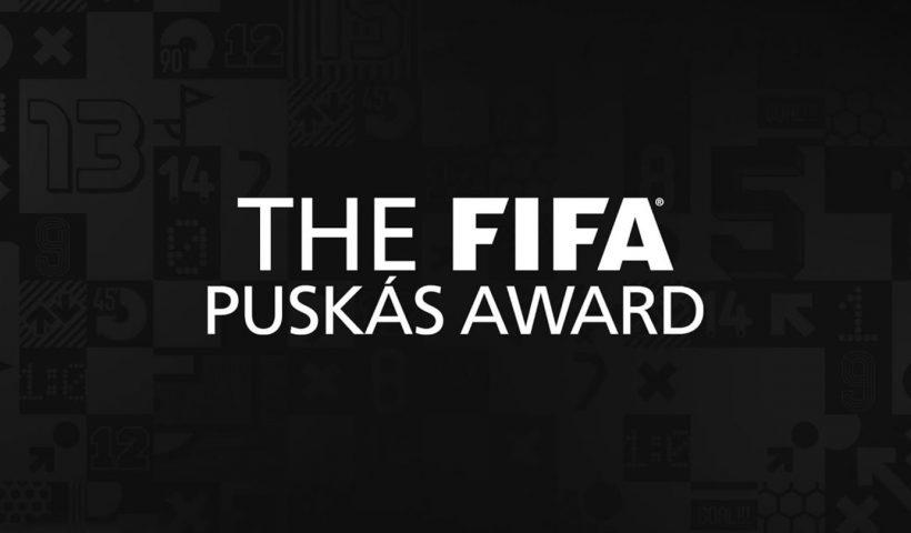 the fifa puskas award 2019 - logo