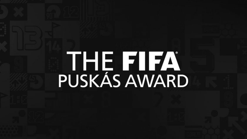 the fifa puskas award 2019 - logo