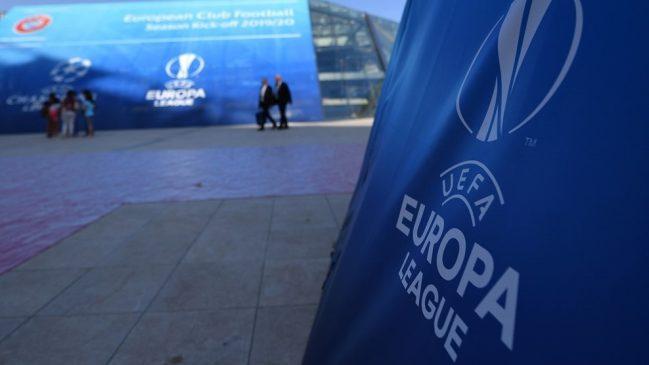 uefa europa league draw 2019-2020 logo
