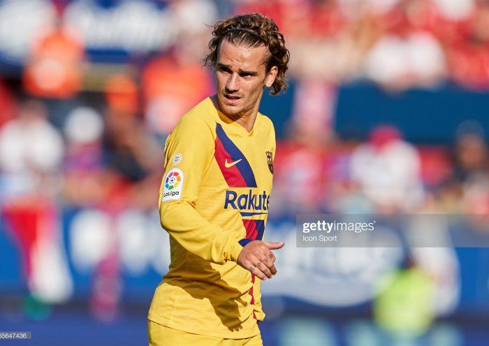 Antoine Griezmann of FC Barcelona