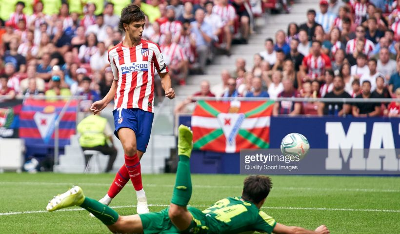 Joao Felix of Atletico de Madrid