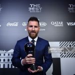 Lionel Messi Wins Best FIFA Player of the Year
