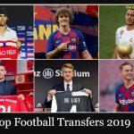 Top 10 Football Transfers of 2019 Summer Transfer Window
