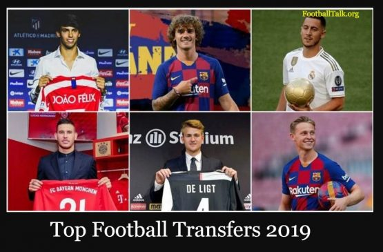 top-10-football-transfers-2019