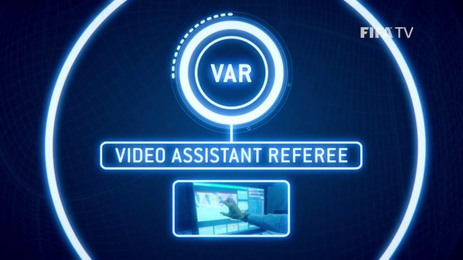 video assistant referee - var