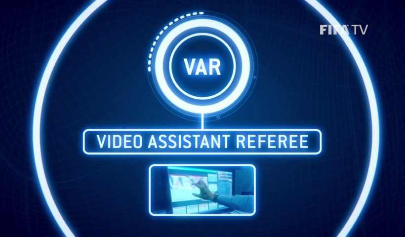 video assistant referee - var