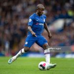 Real Madrid Rival Juventus for N'Golo Kante
