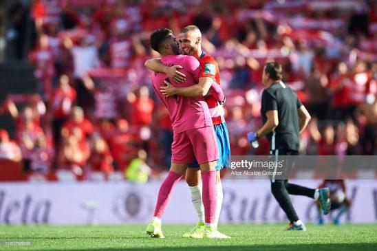 Rui Silva of Granada CF