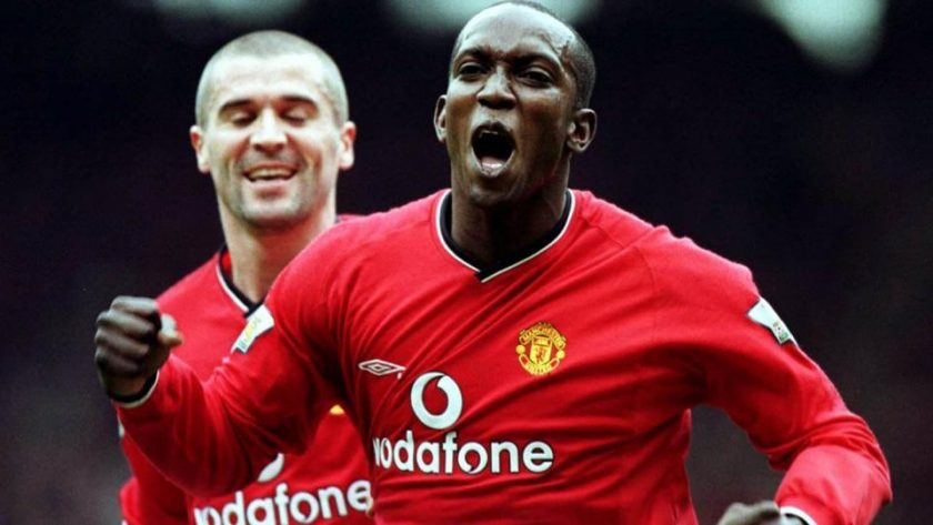 dwight yorke, manchester united