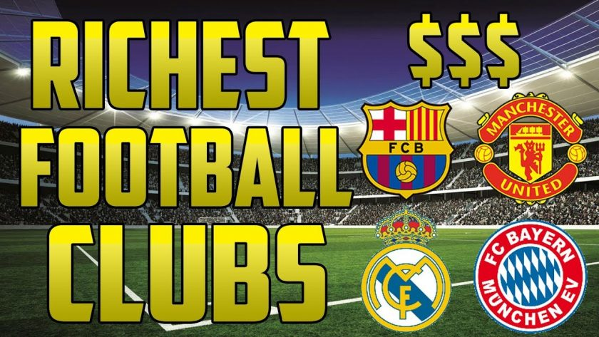 richest football clubs