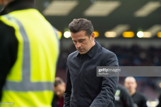 Marco Silva, manager of Everton