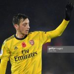 Mesut Ozil Frustrated With Lack of Playtime at Arsenal