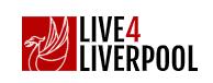 live 4 liverpool logo