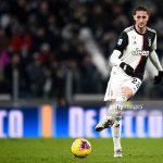 Manchester City eye Juventus star Adrien Rabiot