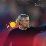 Quique Setién is the new Manager of FC Barcelona