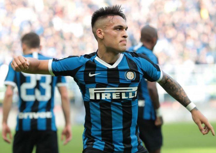 Inter's Lautaro Martinez