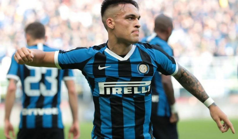 Inter's Lautaro Martinez