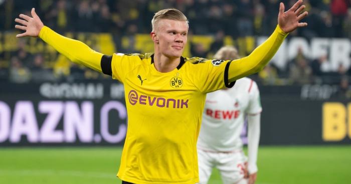 Erling Braut Håland, Borussia Dortmund