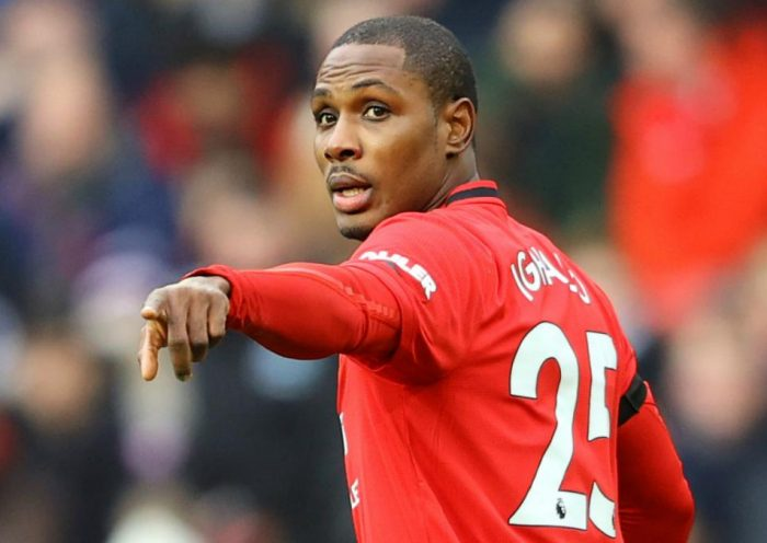 Odion Ighalo Manchester United