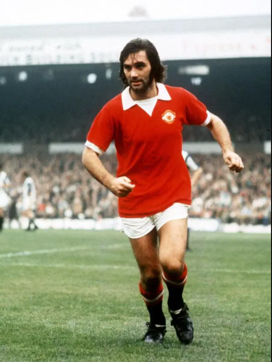 George Best man united