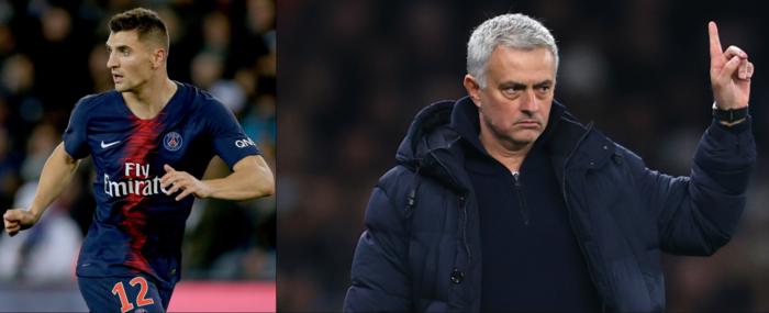 Mourinho and Meunier