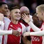 Ajax Denied Dutch Eredivisie Title