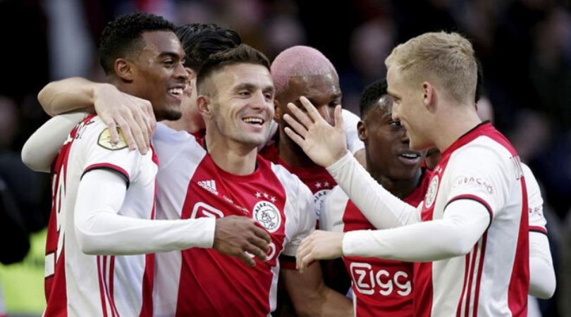 ajax celebration title 2020