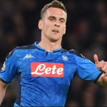 Tottenham face stern competition from Juventus for Milik