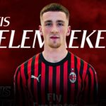 AC Milan confirm permanent signing of Alexis Saelemaekers