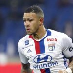 Arsenal eyeing a summer move for Lyon forward Memphis Depay