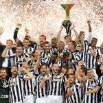 Juventus clinch Serie A title for the ninth time in a row