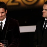Wayne Rooney: Lionel Messi can win Ballon d'Or with Manchester United or Man City