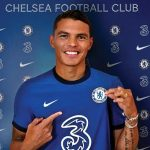 Chelsea announce signings of Thiago Silva and Malang Sarr