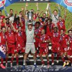 Bayern Munich are Champions League Winners
