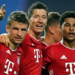 Bayern Munich survive early Lyon scare to win 3-0