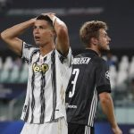 Juventus vs Lyon 2-1: Ronaldo's brace not enough to save the Bianconeri