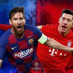 Heavyweight clash in the quarter finals as Lewandowski takes on Lionel Messi