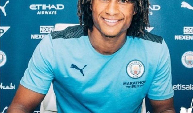 nathan ake signing contract for manchester city