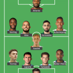 Premier League – Team of the month: July 2020