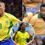 Top 10 Brazilian Footballers of All Time